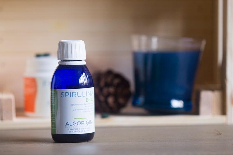 spirulina elixir algorigin