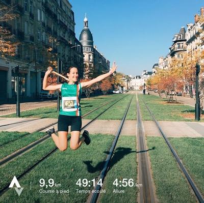 compte-rendu : 10 kilomètres de reims run in Reims