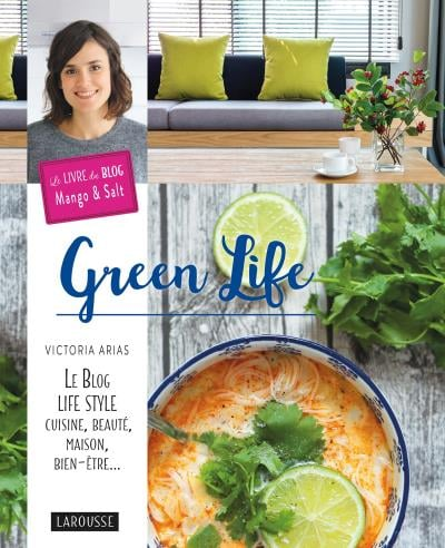 livre green life victoria arias avis
