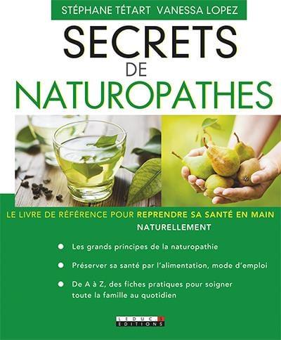 livre secrets de naturopathes avis