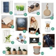 50 idées cadeaux pour un Noël Green