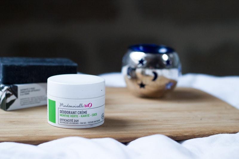 déodorant crème mademoiselle bio