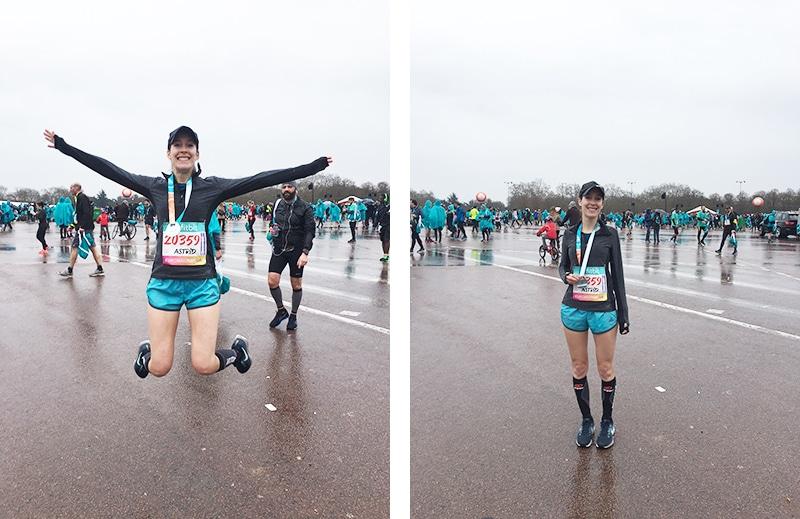 compte-rendu semi-marathon paris 2018