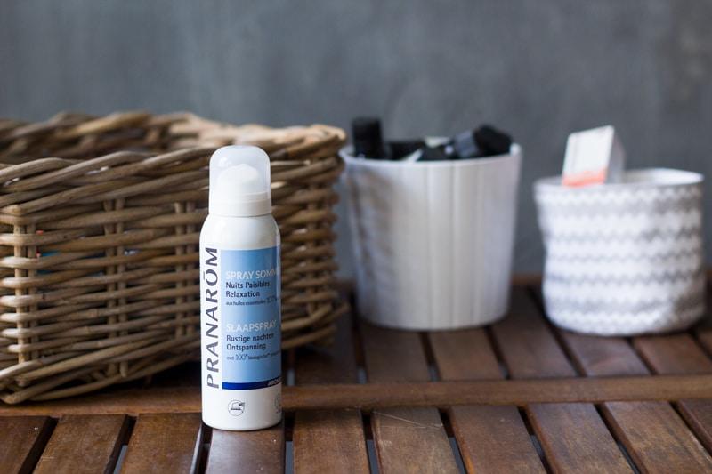 pranarom spray sommeil aromathérapie