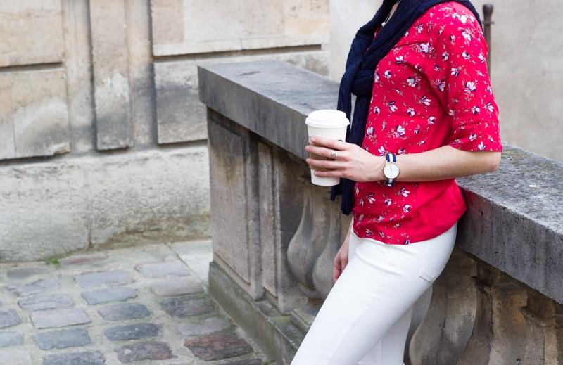 tee-shirt lili caroll