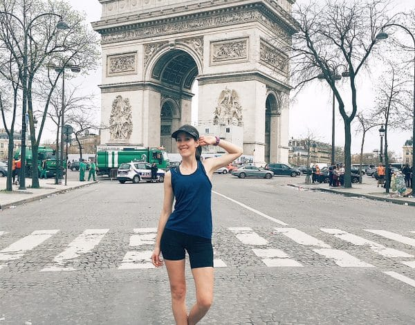 Le marathon de Paris, côté supporter