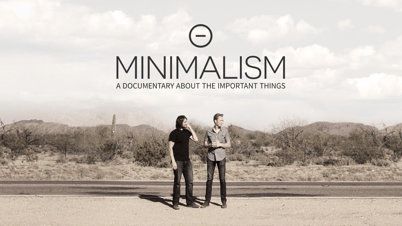 minimalism : a documentary