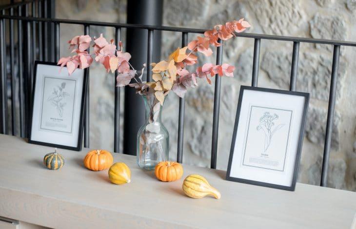 décoration d'automne facile et pas chère