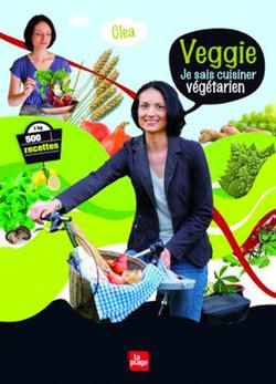 clea veggie je sais cuisiner végétarien