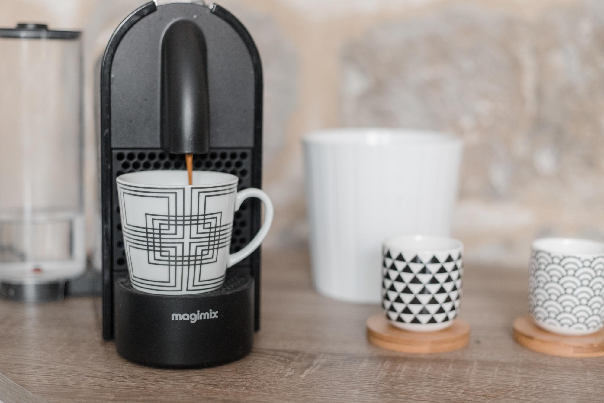 pollution et café en capsules