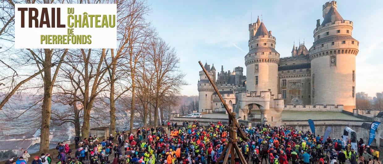 compte-rendu trail du château de pierrefonds