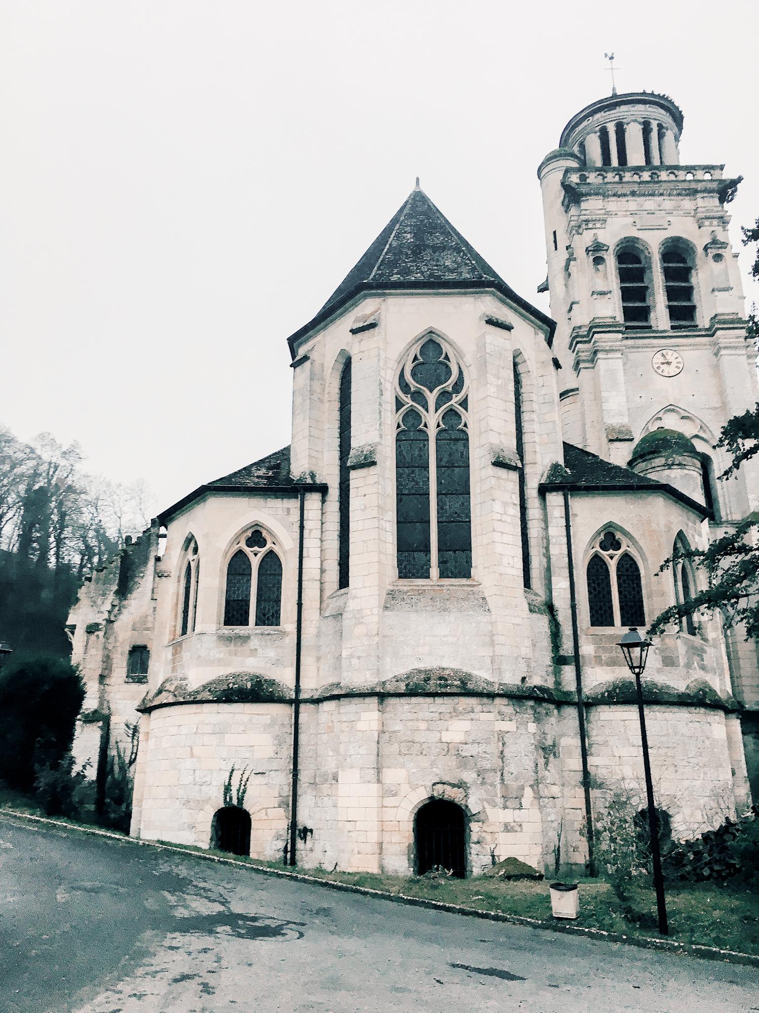 compte-rendu du trail du chateau de pierrefonds