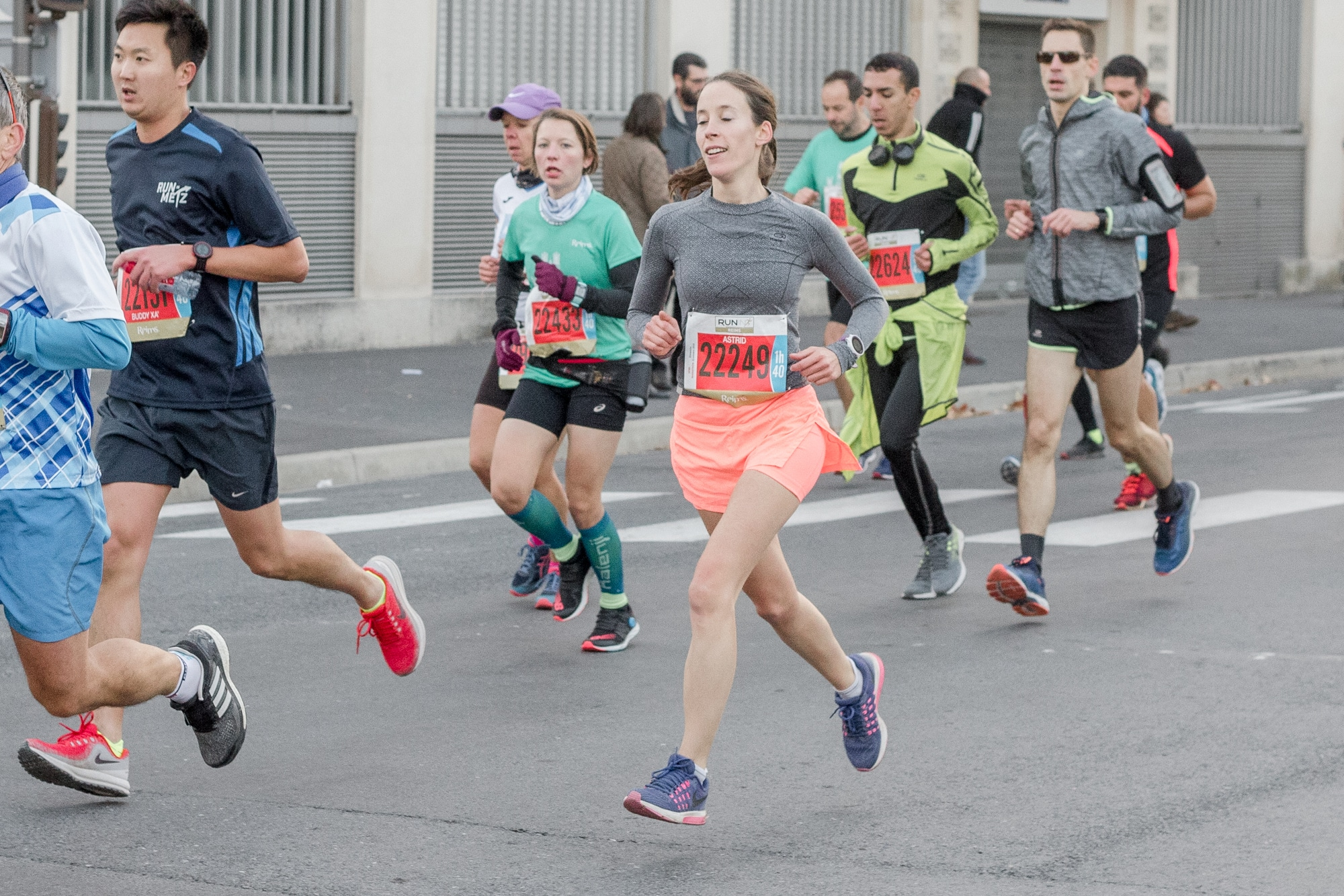 run in reims : semi-marathon 2018