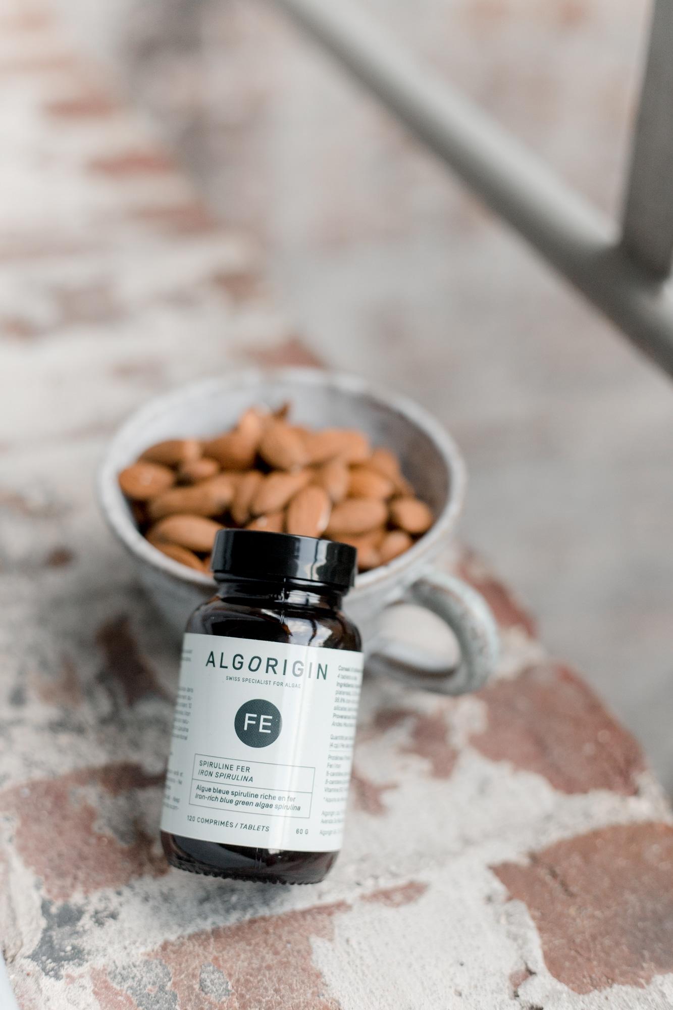 micro-nutrition spiruline algorigin