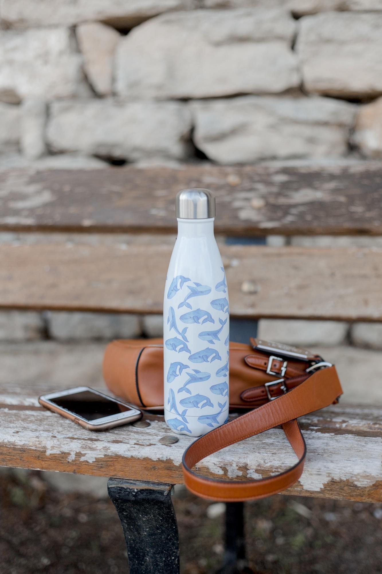 gourde isotherme chilly's bottles : réflexions écolo autour du zéro déchet
