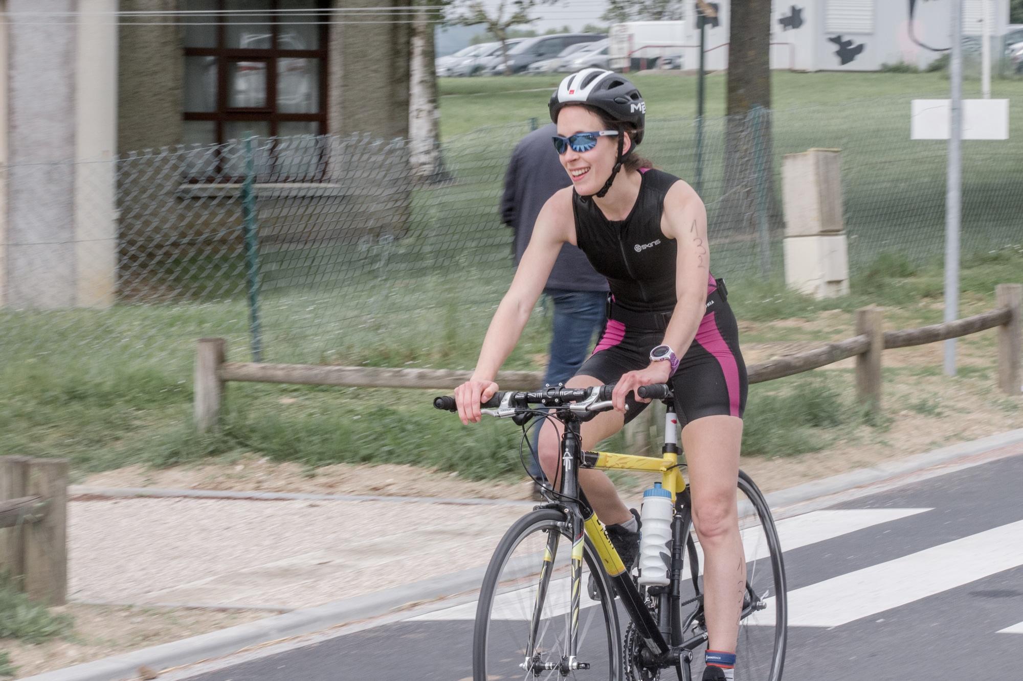 premier triathlon format sprint