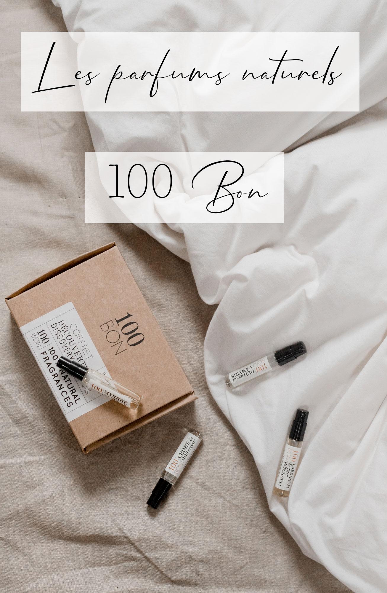 parfums naturels 100 Bon